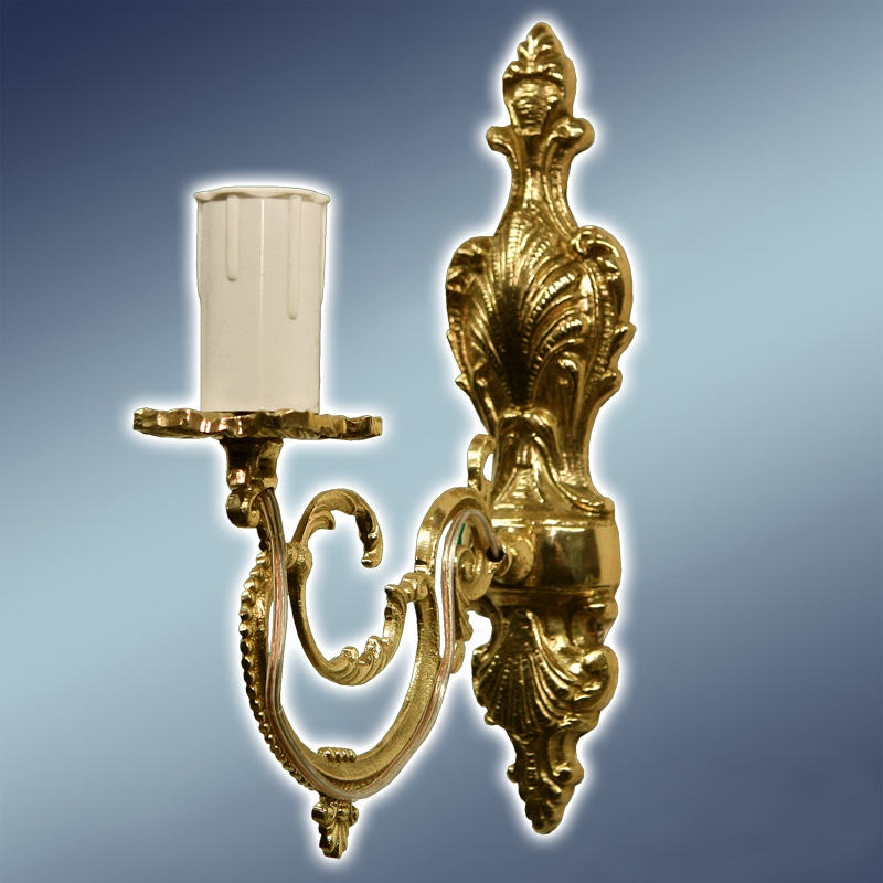Ѕидна - месинг - цена - 40 евра - 1 светилка