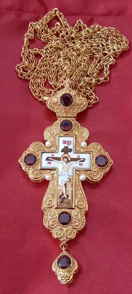 Архимандритски крст - 600 евра