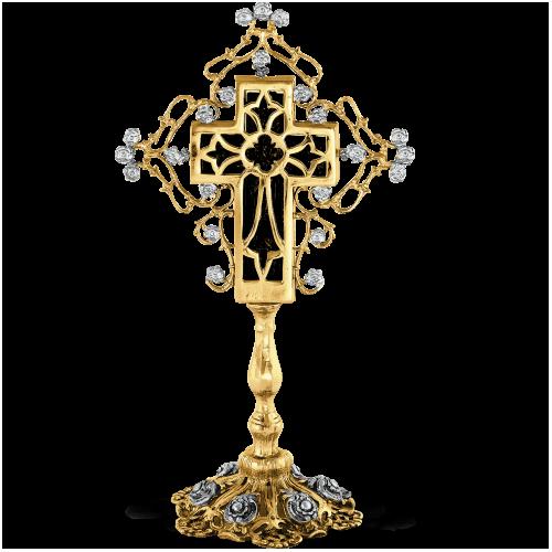 крст со подножје - цена-140 евра - шифра-71-652