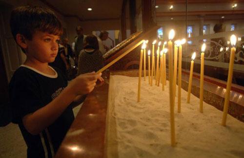 Четири свеќи