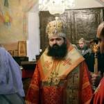 Осветување на храмот на св. Георгиј