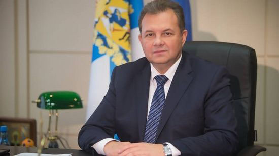 Градоначалникот на Архангелск, г. Виктор Павленко
