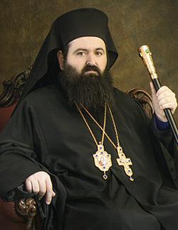 Митрополит Кумановско-осоговски г. д-р Јосиф