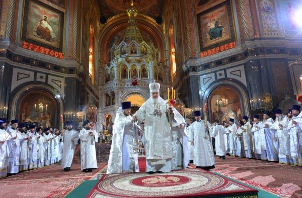 Велигден во Москва