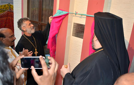 Осветен првиот православен храм во Пакистан