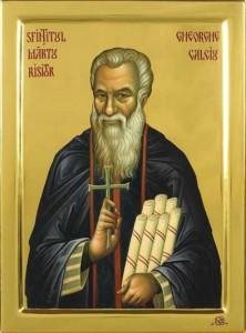 Св. новомаченик Георгиј , икона