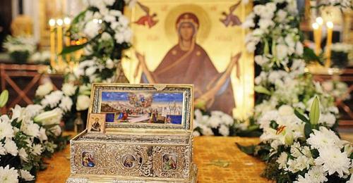 Светиот Појас на Пресвета Богородица