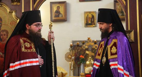 Митрополитот Растислав и Архиепископот Јоаким