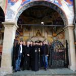 Средба во манастирот на св. Јоаким Осоговски