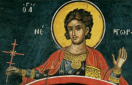 Св. маченик Нестор