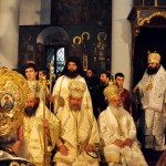 Востоличување на Митрополитот Кумановско-осоговски, г. д-р Јосиф